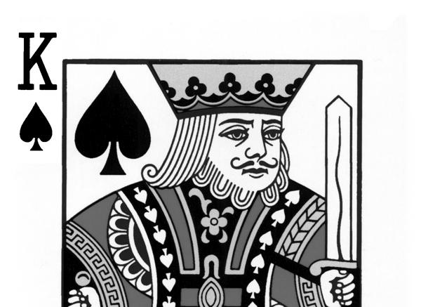 15-king-card